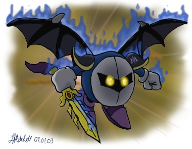 Shadow Meta Knight