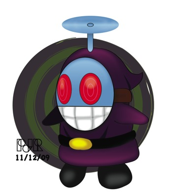 Dark Fawful Guy