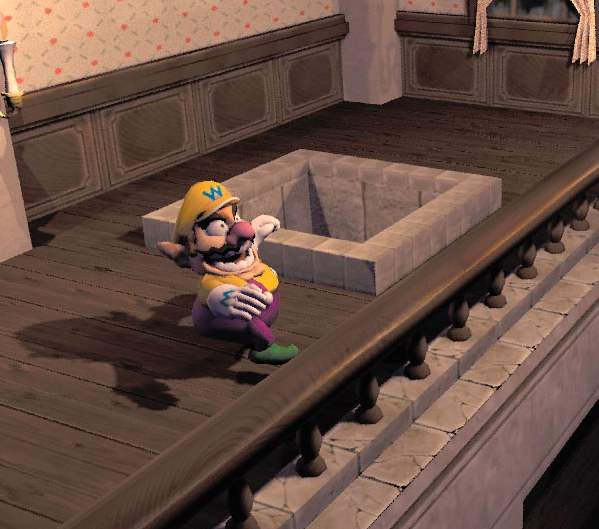 wario screenshot