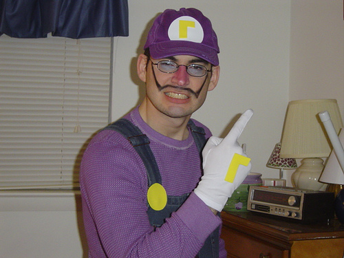 Waluigi is Number 1